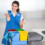 städföretag med utbildad städpersonal